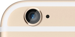 Fotografie a video Apple iPhone 6 Plus